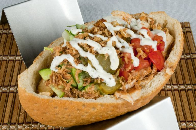 Kebab – how many calories it is?