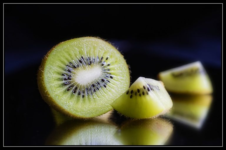 Two kiwifruits before bedtime and you sleep one hour longer