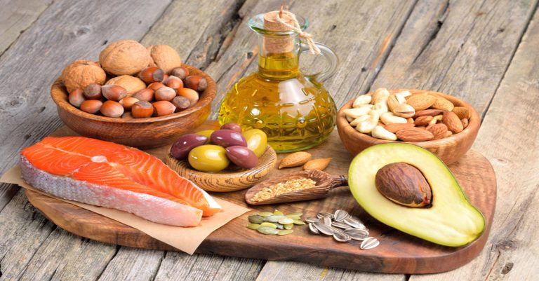 Fat in the athlete's diet – how much and in what form?
