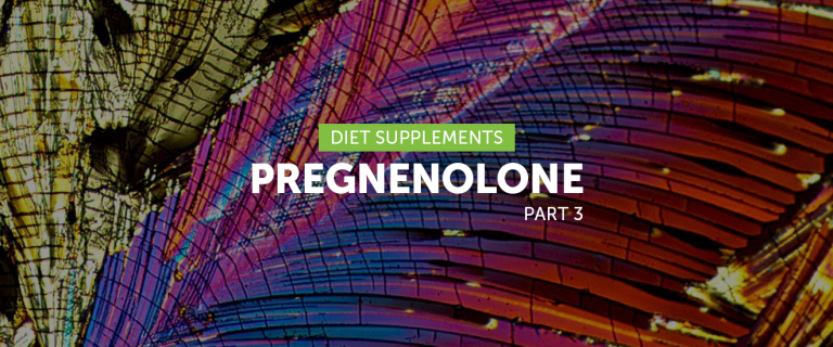Pregnenolon part 3 – Supplement and information summary