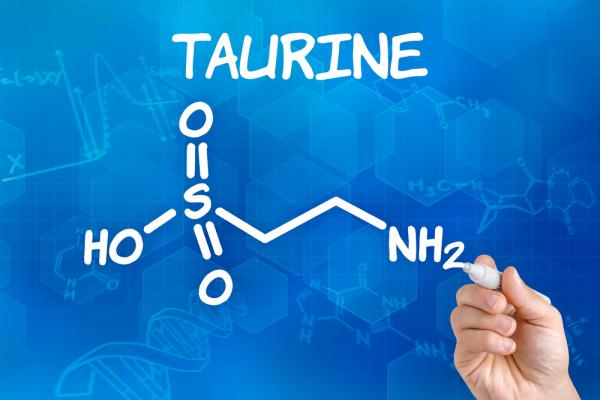 Taurine burns fat!