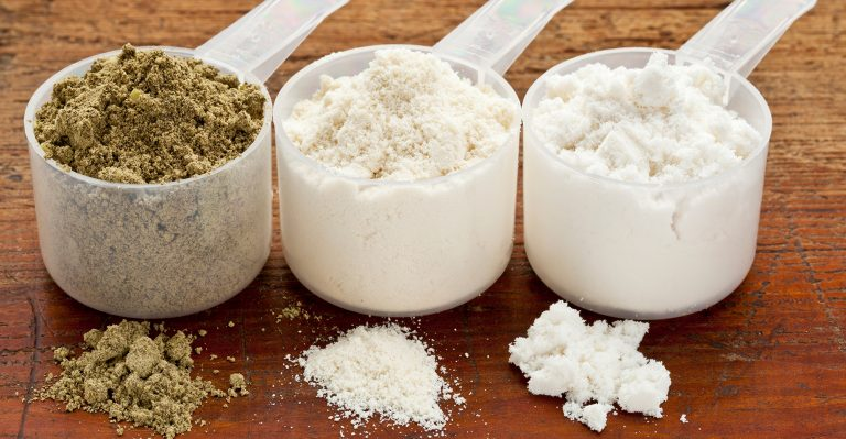 Protein in the diet – all about protein supplements