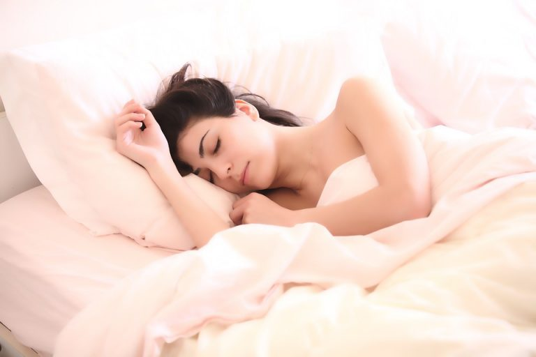 How to get a healthy amount of sleep