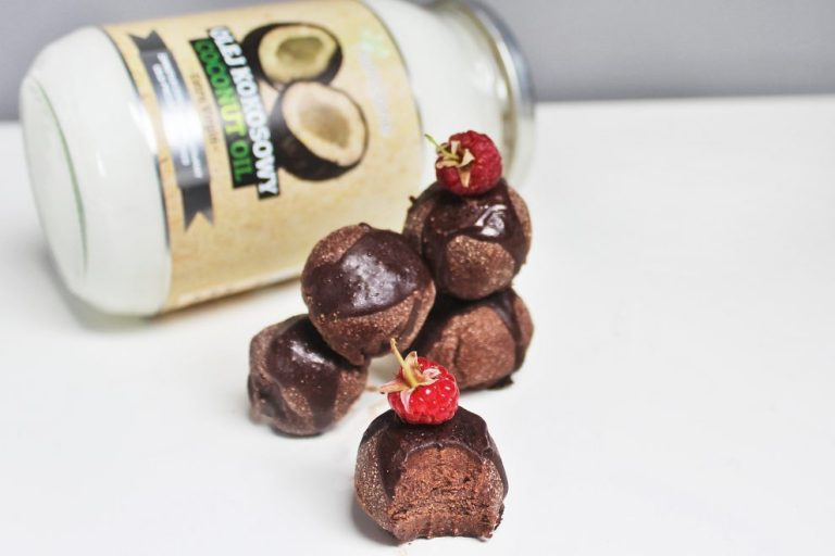 Protein praline – a delicious sweet snack