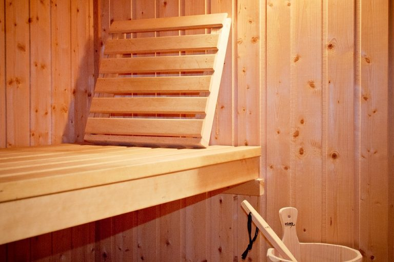 Sauna as regeneration after training?