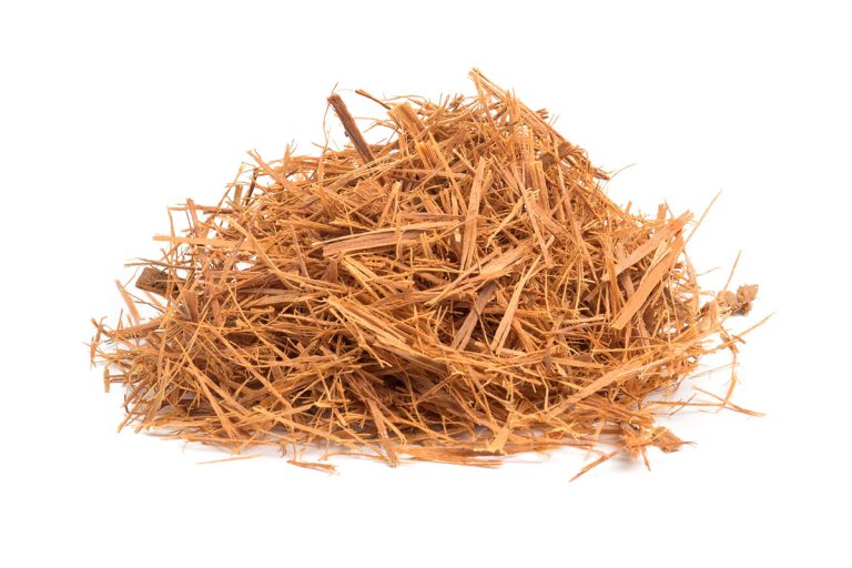 Vilcacora (Cats Claw) strengthens immunity, fights viruses and fungi, promotes cancer treatment