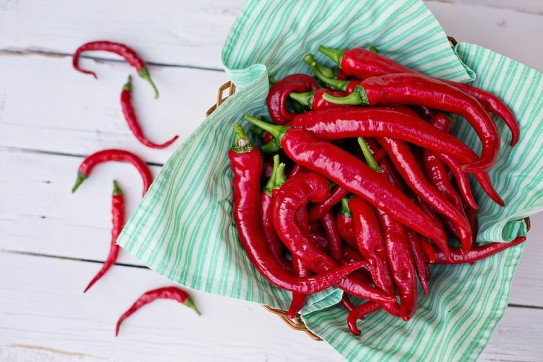 Capsaicin – a natural fat burner. What can we find capsaicin in?