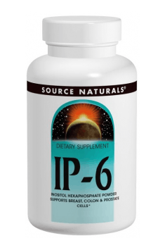 IP-6 from Source Naturals is special product, containing Calcium-Magnesium complex of Inositol, which improves its bioavailability greatly.