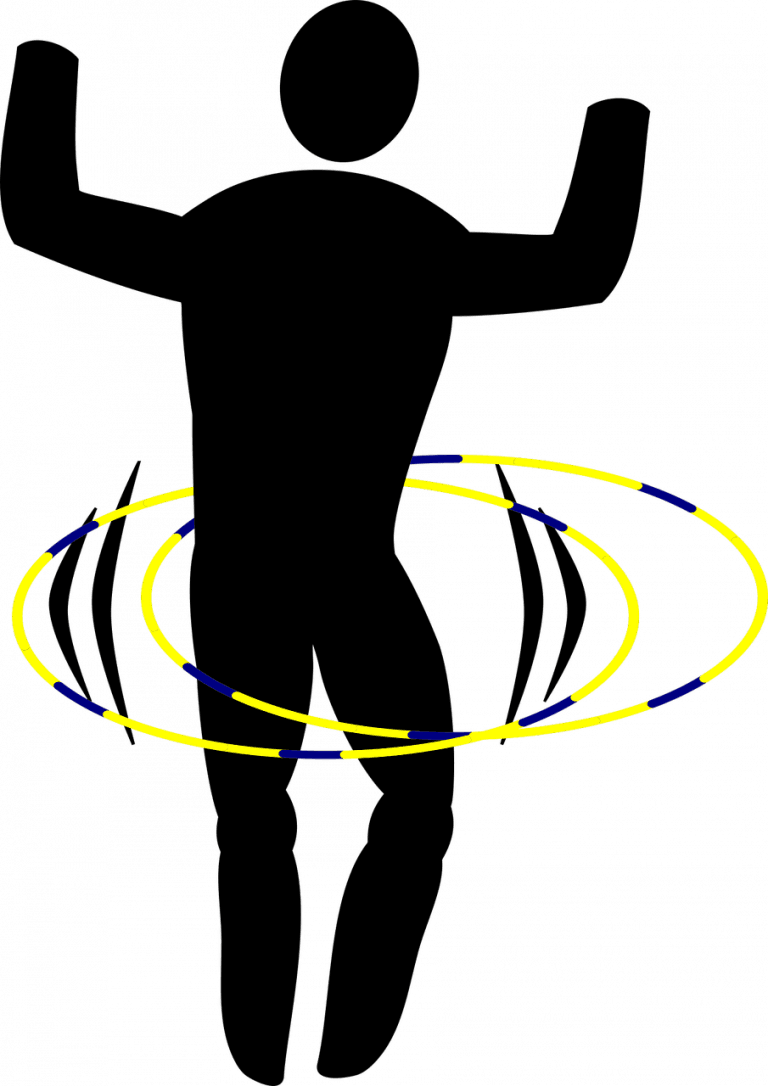 Can hula hoop help you in losing abdominal fat?