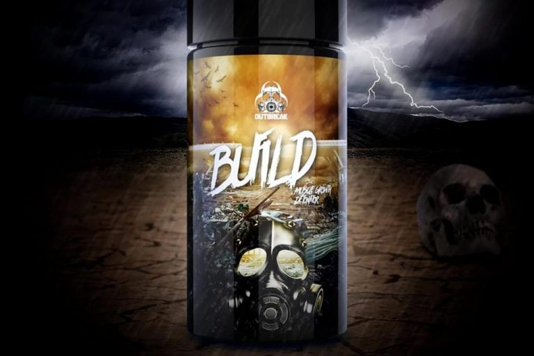 New product from Outbreak Nutrition! Build – for body recomposition!