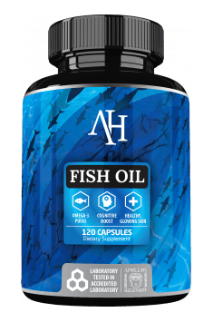 Apollos Hegemony Fish Oil - clinically tested supplement!