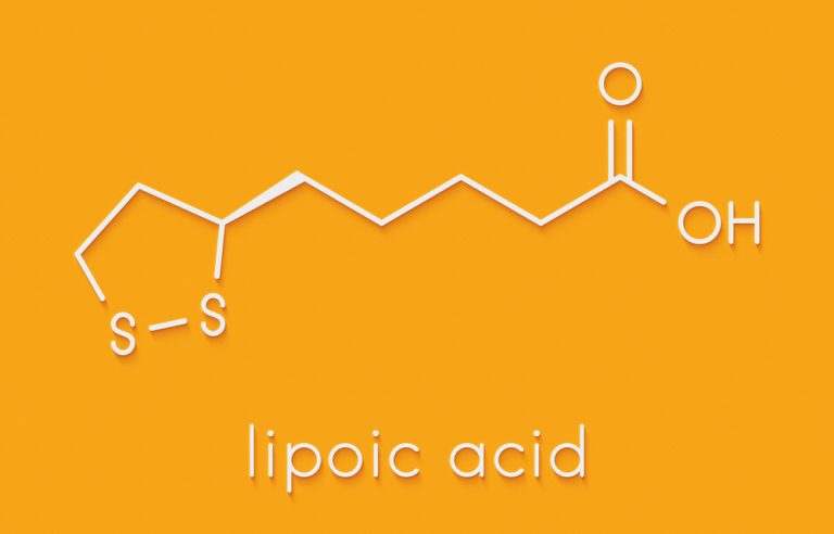 Properties of alpha-lipoic acid (ALA)