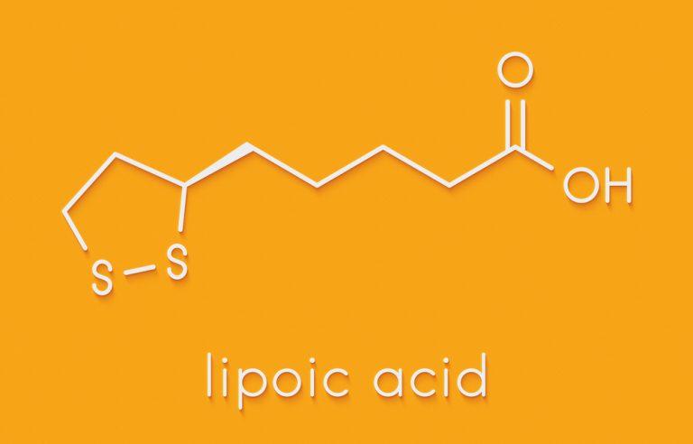 Properties of alpha-lipoic acid (ALA)