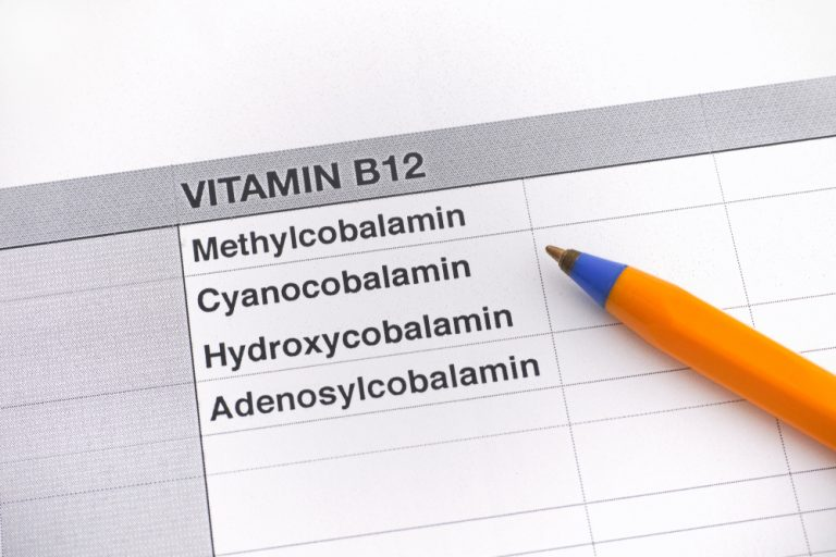 Different faces of vitamin B12 – characteristics of individual forms