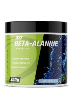 Recommended effective and cheap supplement containing beta alanine - MZ Store Beta-Alanine