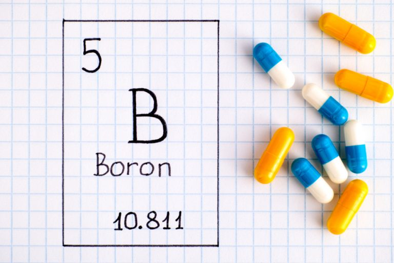Boron – the most underestimated mineral