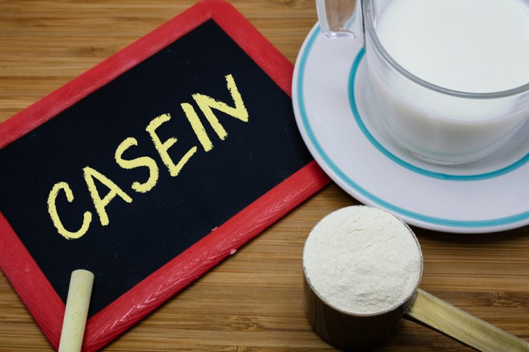 Casein – effects, dosage, side effects