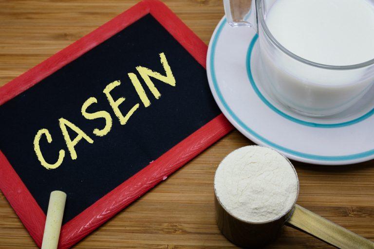 Casein – effects, dosage, side effects