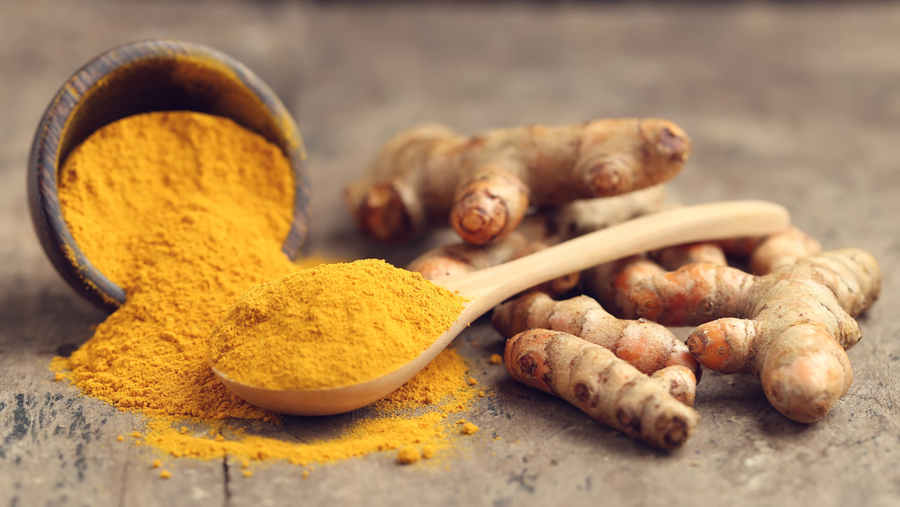 Curcumin - who didn't try it in curry already?
