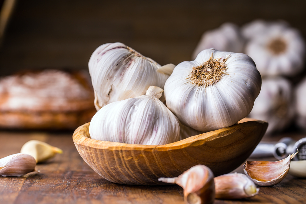 The best natural support of immunity? Garlic!