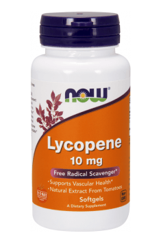 If you want to supplement Lycopene, then we suggest the highest quality Lycopee from NOW Foods