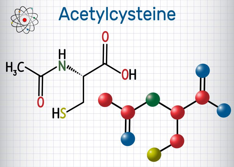 N-acetyl-cysteine general information