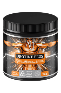 Recommended creatine supplement - Orotine Plus from Apollos Hegemony