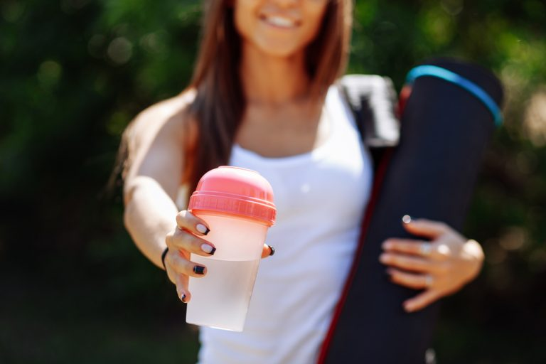 Post-workout supplementation!