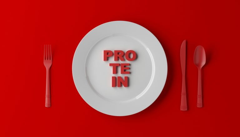 Why is it recommended to eat more protein during a reduction diet?