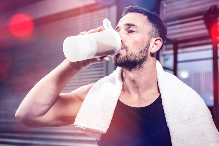 How much proteins should I eat after training?