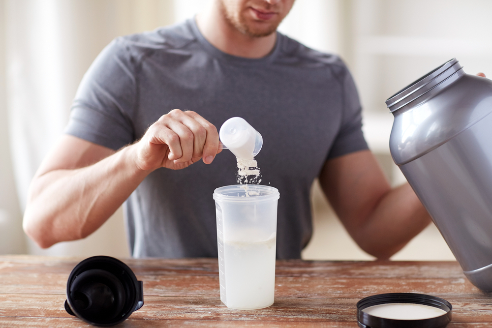 Protein should be taken alongside BCAA for synergistic actions of those two supplements