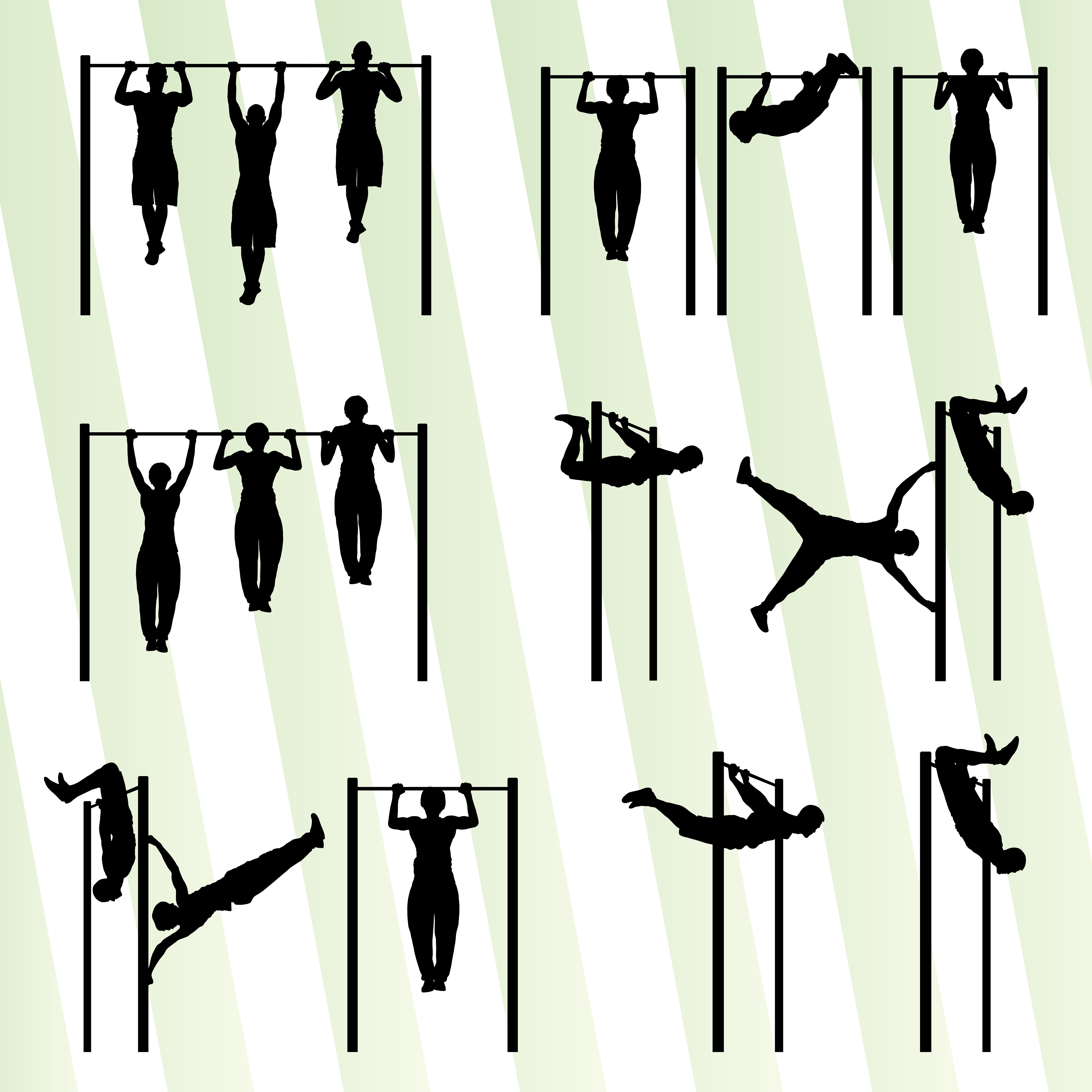 There are some pull-ups which you can try also!