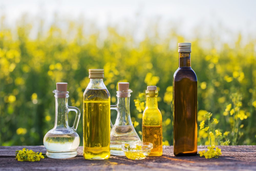 Rapessed oil can be a great addition to your diet!