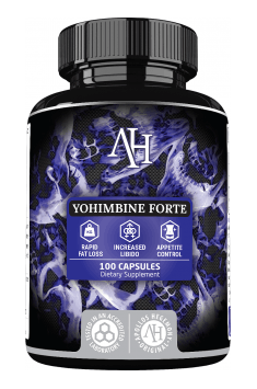 Yohimbine Forte is innovative supplement containing two forms of Yohimbine - Yohimbine and alpha-Yohimbine