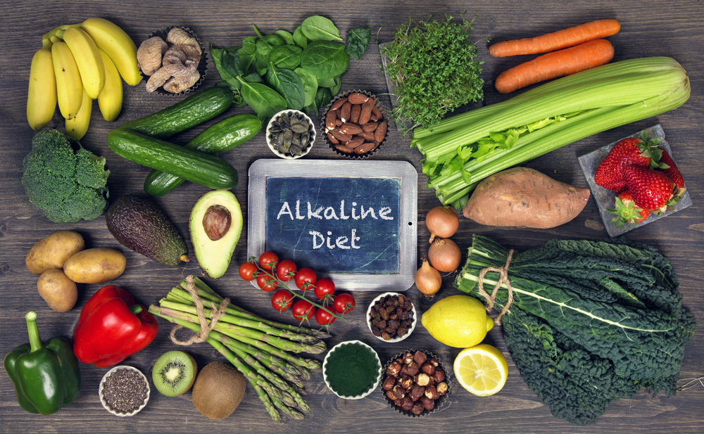 How can be included in a alkaline diet? A little inspiration!