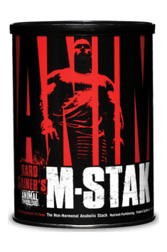 The most complex supplement containing highest grade phytosterols is M-Stak from Universal Nutrition