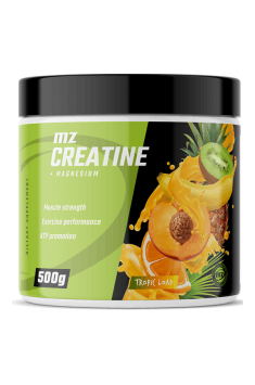 MZ Store Creatine - simply, cheap and effective creatine monohydrate.