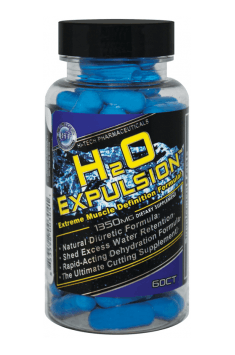 H20 Expulsion from Hi-Tech Pharmaceuticals is supplement containing most of above herbs. If you are looking for best natural diuretic, then that is the one which you should choose!