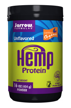 Jarrow Formulas Hemp Protein will be the best choice for vegetarians as source of good quality protein!