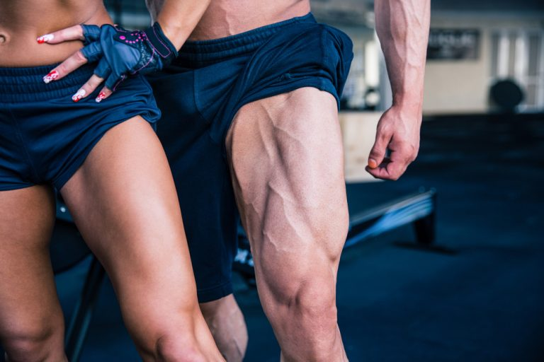 Why should you train legs?