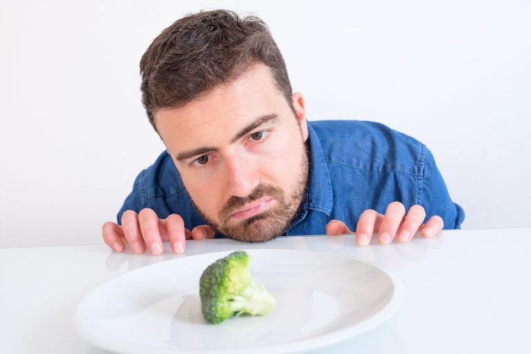 Diet mistakes made by men