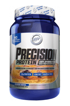 Precision Protein from Hi Tech Pharmaceuticals as the name says is probalby the most precise protein supplement on the market. Only for the most advanced adepts!