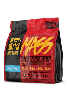 PVL Mutant Mass is a classic gainer, with worldwide renown.