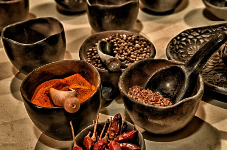 Spices that turn up the metabolism