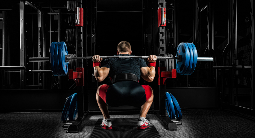 Squat is considered as the best exercise for legs. Is it in your training routine?