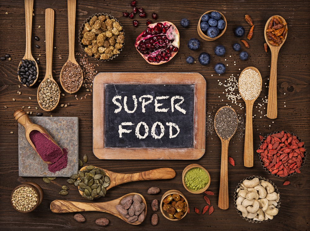 Superfood is an interesting addition to a diet. However, remember that they wouldn't do all the work for you!