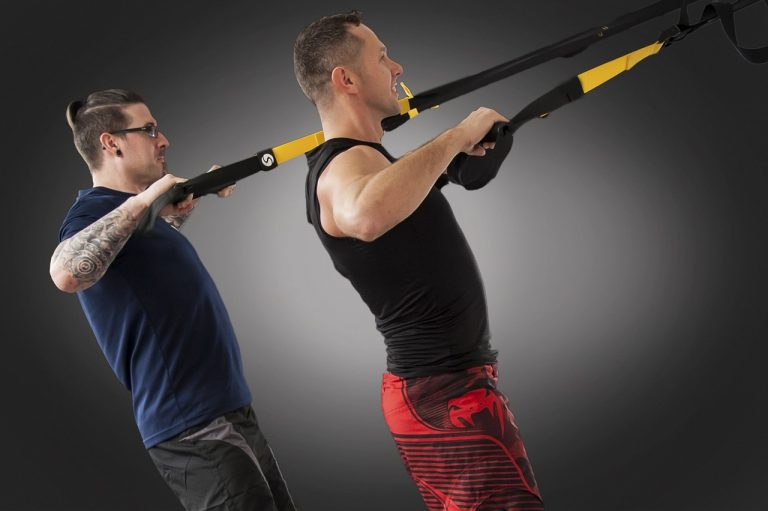 TRX – interesting way for training variety?