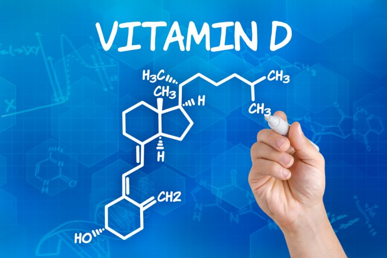 Vitamin D helps in dealing with breast cancer !