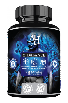 Z-Balance is innovative supplement containing a combination of Zinc and Copper for to maximalize Zinc actions efficiency