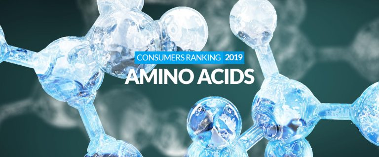 Best amino acids – NEW Ranking 2019